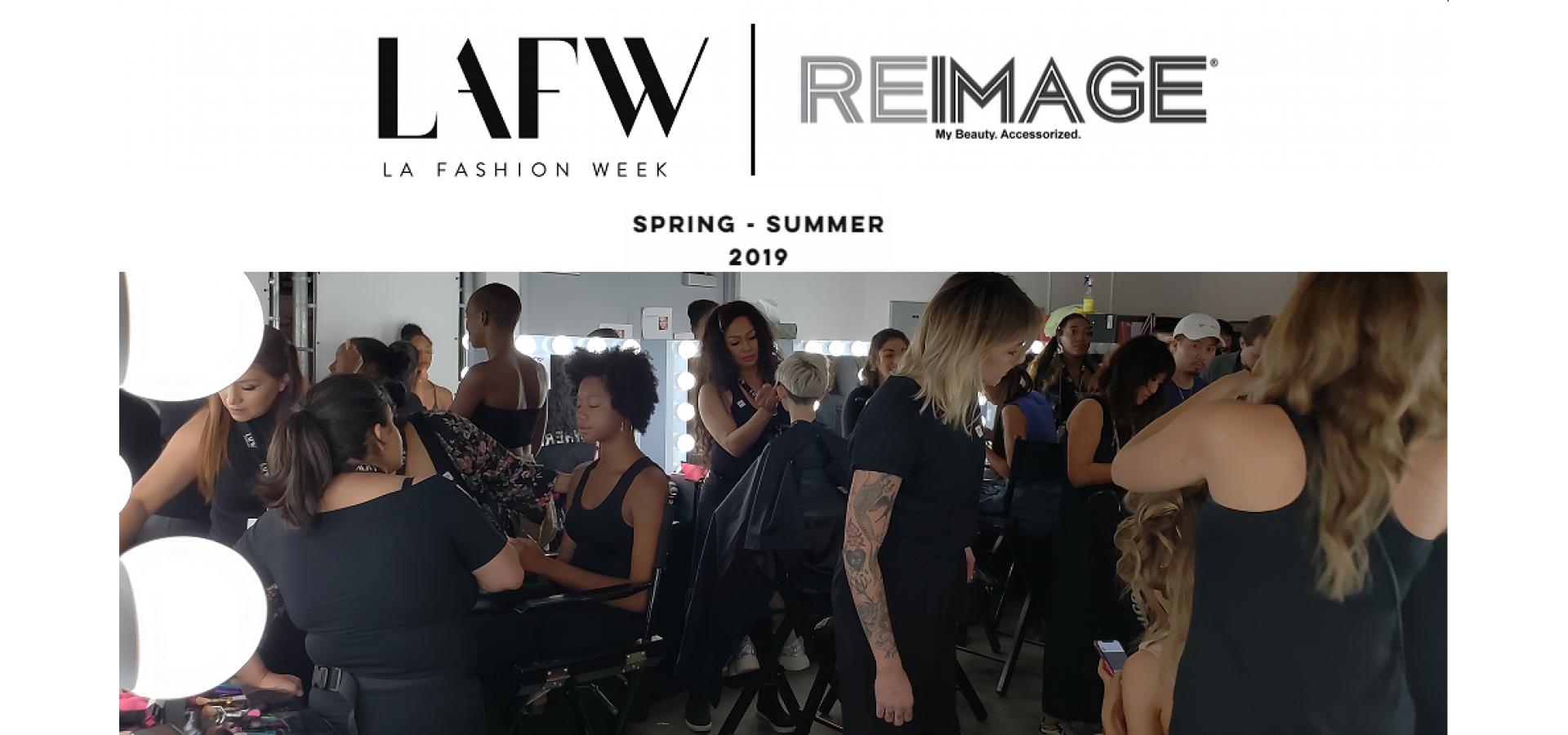 LA Fashion Week Exclusive