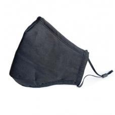 Reusable CottonFace Mask - Black
