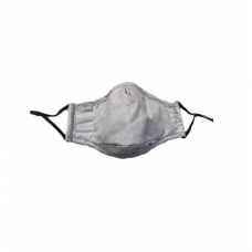 Reusable Cotton Face Mask  - Gray