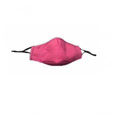 Reusable Cotton Face Mask  - Magenta