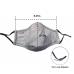 Reusable Cotton Face Mask - Navy
