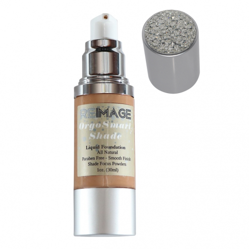 OrgoSmart Shade™ All Natural Liquid Foundation - S2