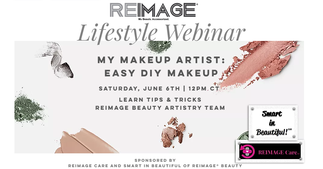 REIMAGE Beauty My Makeup Artist